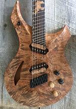 Jillard Guitars at Birchway Sound