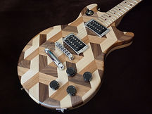 Custom guitar builder hamilton