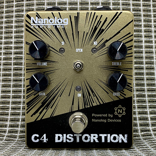 Nanolog Audio C4 Distortion