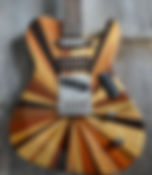 Ontario custom guitars