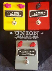Union Tube Transistor Hamilton Dealer