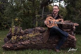 Jason Jillard Guitars at Birchway Sound