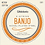 Thumbnail: D'Addario Nickel Plated Steel Banjo