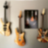 Harold Dickert Guitars at Birchway Sound