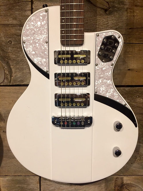 Dalgleish Guitars Breezey