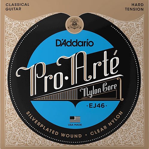 D'Addario Pro Arte Classical