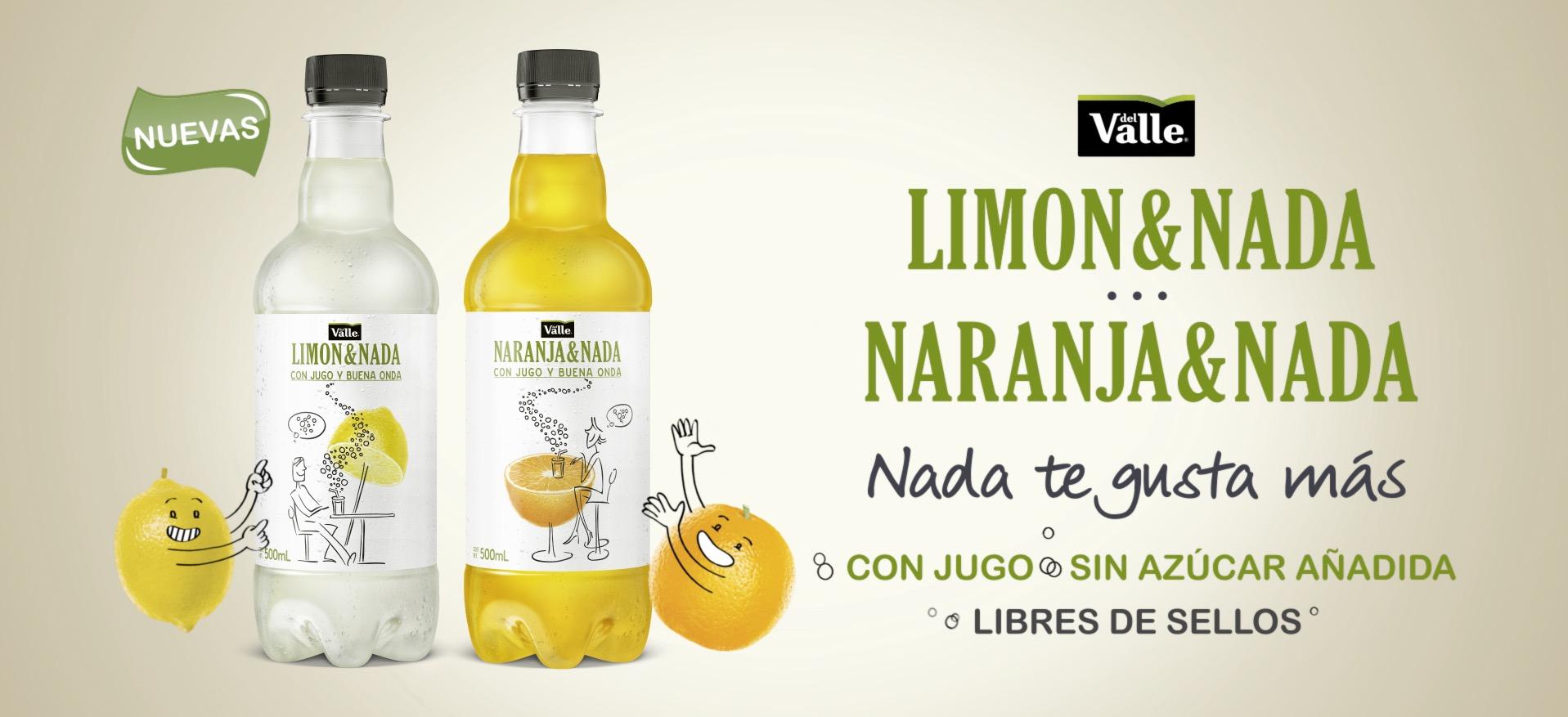 Limón & Nada - Campaña