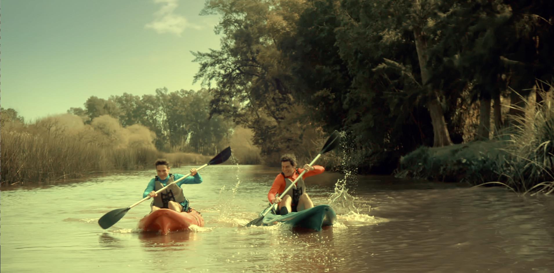 ICBC - Kayak