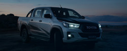 Toyota - Nueva HILUX GR-Sport