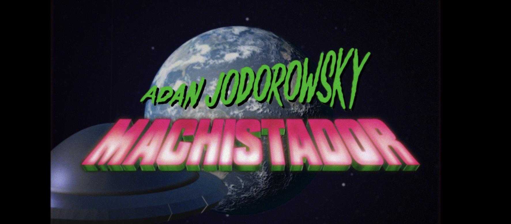 Adán Jodorosky - Machistador