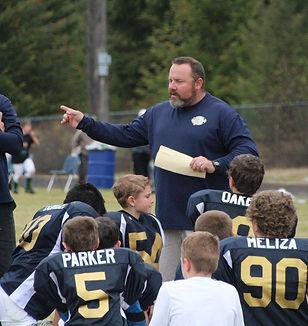 timberlake junior tackle football in Spirit Lake Idaho