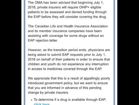 OHIP+ *some conditions apply