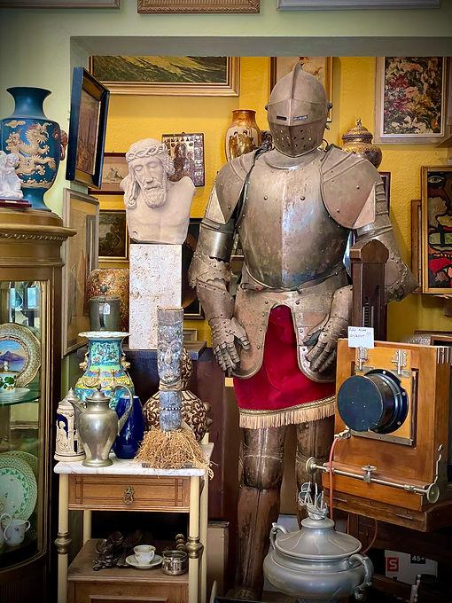 Kunst & Kurioses Kunst- und Antiquitätenhandel Albrecht Zinnowitz