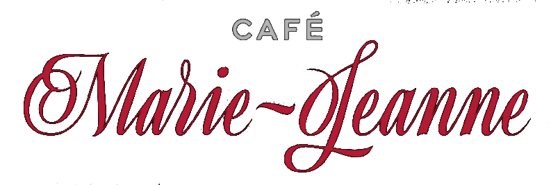 Cafe marie-jeanne