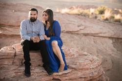 Arizona Engagement Session