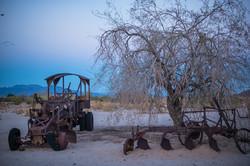 Abandoned California