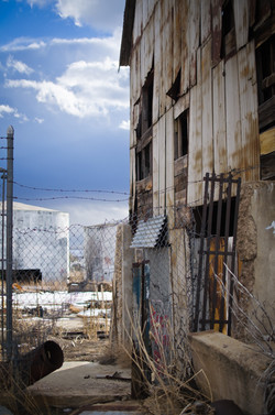 Abandoned Colorado