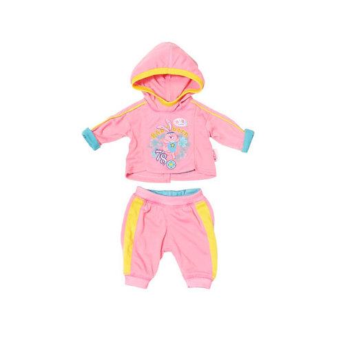 Игрушка BABY born Спортивный костюмчик