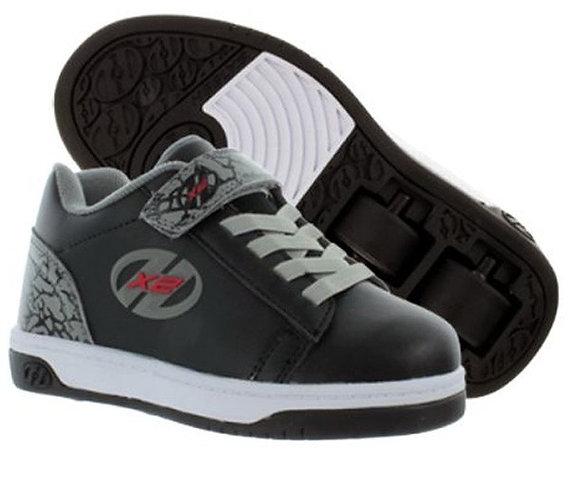 Роликовые кроссовки Heelys Dual Up X2