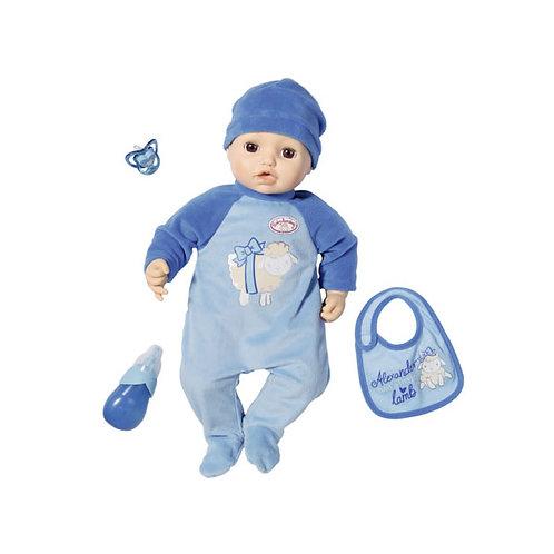 Игрушка Baby Annabell Кукла-мальчик многофункциональная