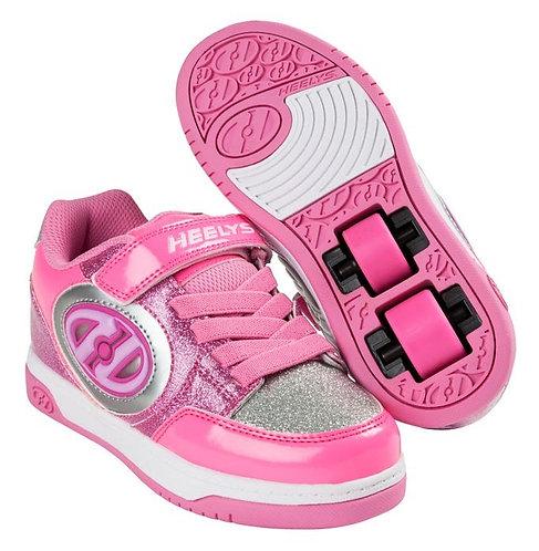 Роликовые кроссовки Heelys Plus X2 Lighted