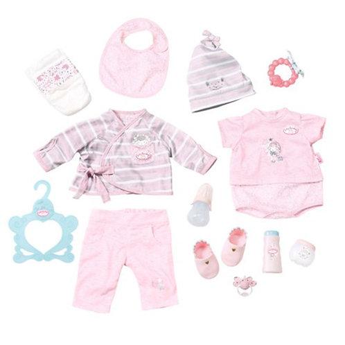 Игрушка Baby Annabell Супернабор с одеждой и аксессуарами