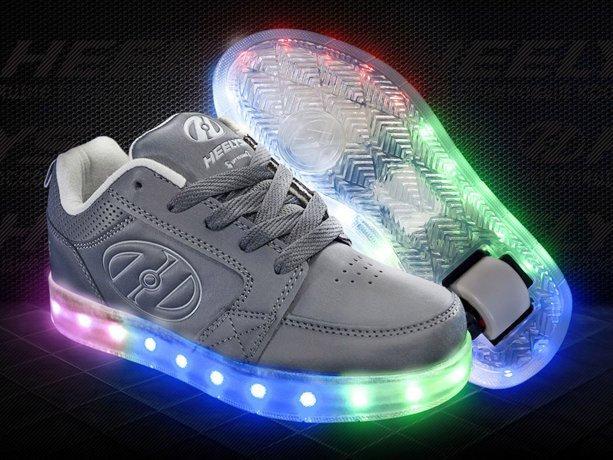 Роликовые кроссовки Heelys PREMIUM 2 LO