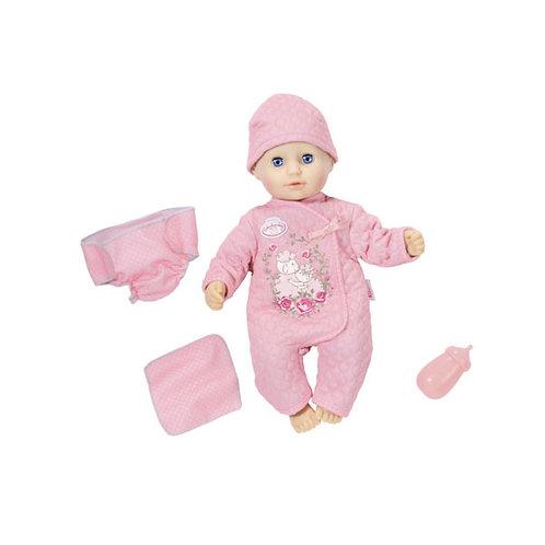 Игрушка Baby Annabell Веселая малышка