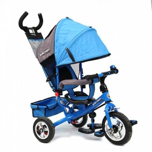 Велосипед GT7868 SAFARI TRIKE 3 колеса надувные / синий