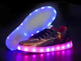 Светодиодная обувь Heelys UFO black