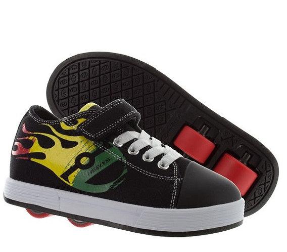 Роликовые кроссовки Heelys Spiffy X2
