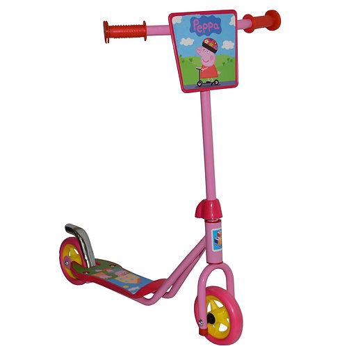 Самокат Peppa Pig 2-x колесный / розовый