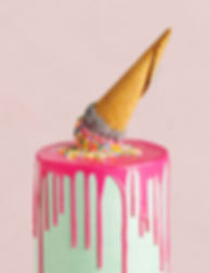 Ingericht Birthday Cake
