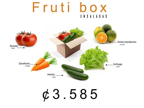 Fruti Box Ensaladas