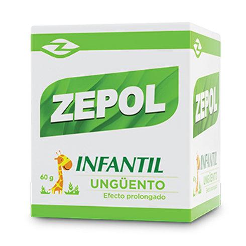 UNGUENTO ZEPOL INFANTIL PEQ 30 GRS.