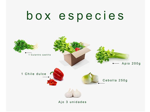 Box especies