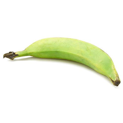 Plátano verde 1 unidad