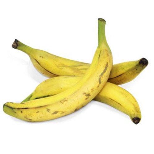 plátano maduro 1 unidad