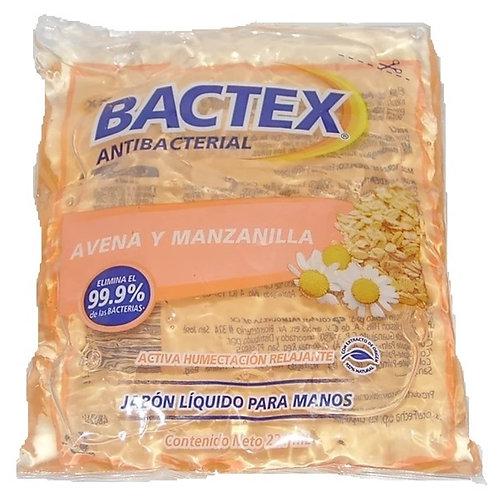 JABON BACTEX LIQ AVENA/MANZ BURB. 221ML