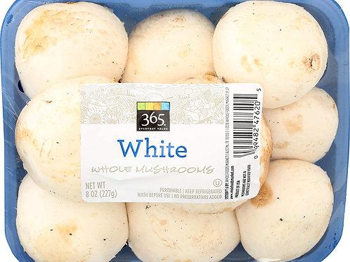 Hongo blanco bandeja 250 gramos