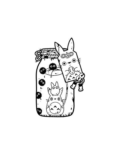 Omamori Totoro