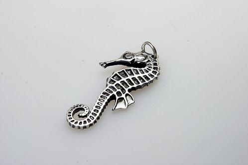 Seahorse Zipperpull or Pendant