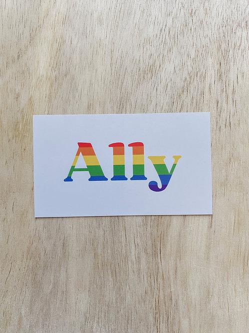 Ally Magnet