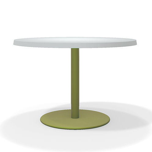 Yu round dining table