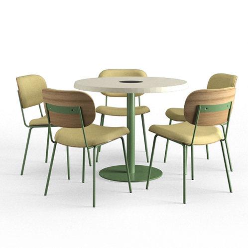 Yu 900 outdoor bistro table