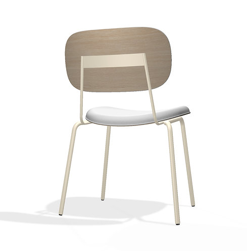 Esco Chair LVW oak