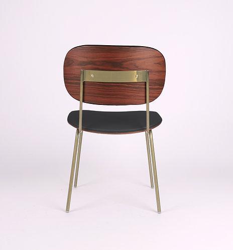 Esco Chair walnut