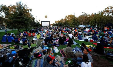 Dinner & A Movie Andrews Park Games 6 p.m. to 8 p.m.Movie at Dusk (about 8:40 p.m