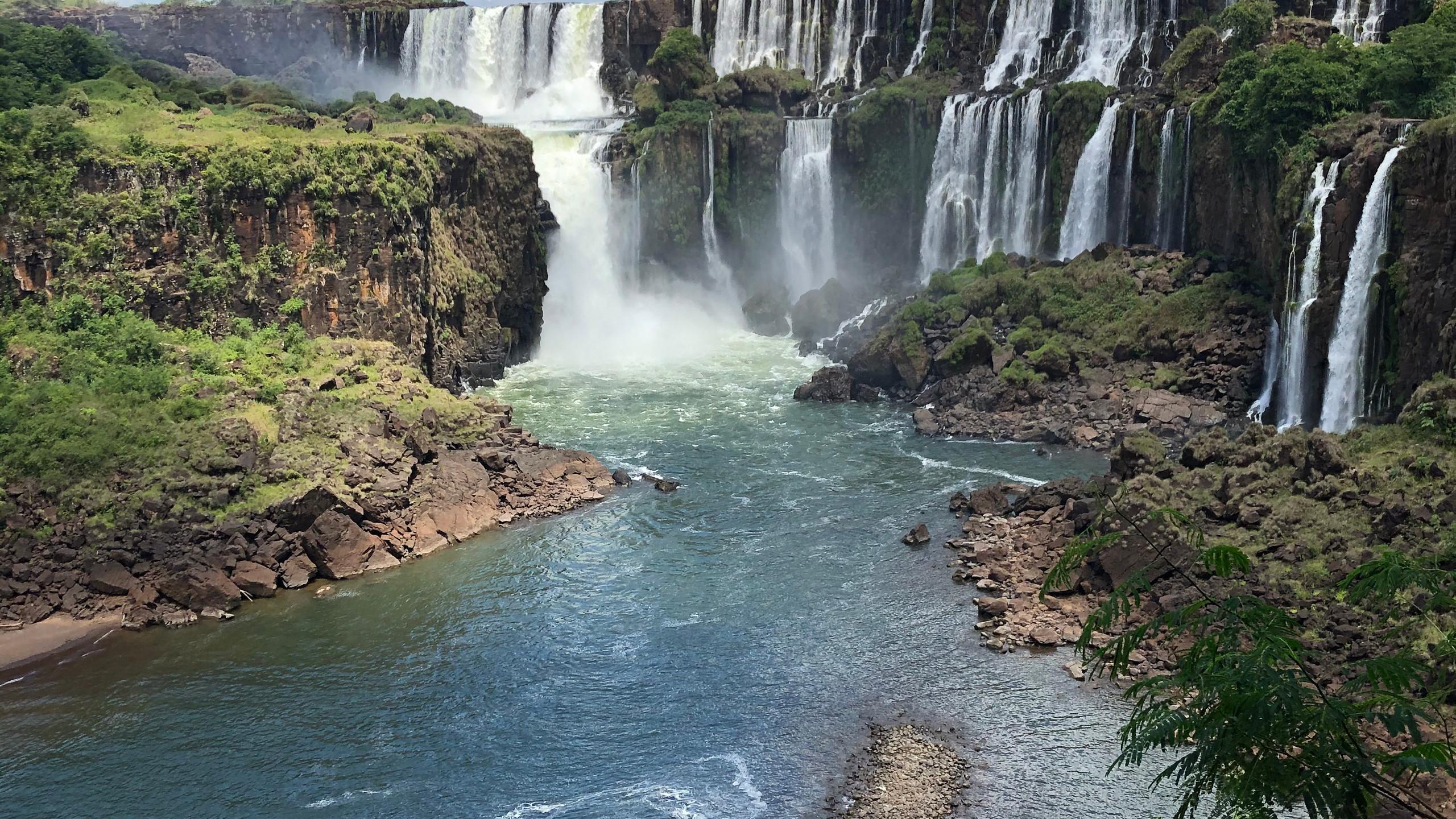 Ein paar Wasserfälle von ganz vielen