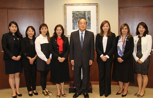 Zonta Club of Macau pays visit to Ho Iat